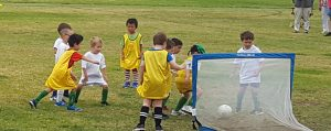 Football Skills for 4 and 5 year olds